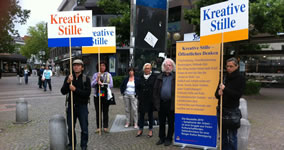 Kreative Stille in Gelsenkirchen